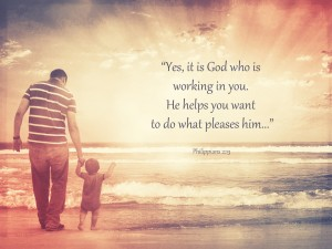 god at work in your