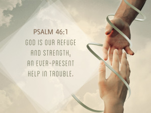 god our refuge and help