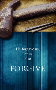 let us also forgive